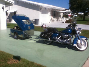 Harley Davidson road King 2001 (mint)