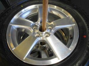 ensemble pneu chevrolet trax et buick encore 205-70r16