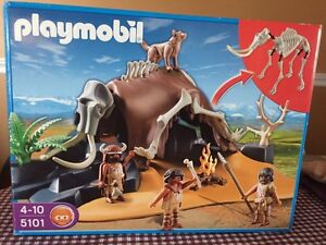 Playmobil set ages 4-10
