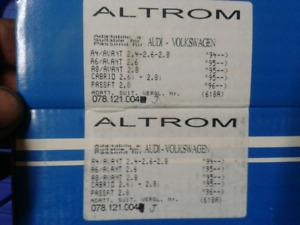 New water pump Audi/Passat 2.8l