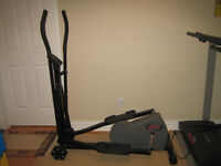 E-TRAINER FOR LOW IMPACT CARDIO WORKOUT