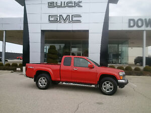 2010 GMC Canyon SLT Ext. Cab 4x4 Z71, clean 1 owner truck
