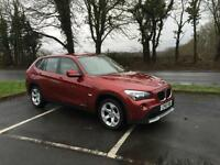 BMW X1 2.0 sDrive18d SE lovely example finance available from £40 per week