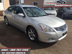 2011 Nissan Altima 2.5S AUTO/2 SETS OF RIMS AND TIRES ONLY $7790
