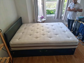 Double bed, verry good condition
