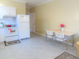 suite, very short term or long term for rent
