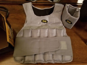 Exercise weight vest - Never used