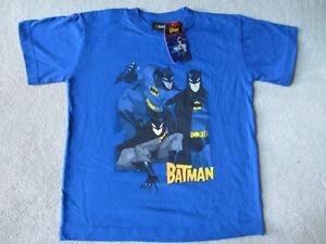 BRAND NEW - BATMAN T-SHIRT - SIZE 6X
