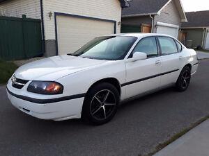 "2005 Chevrolet Impala Sedan "" ACTIVE STATUS """