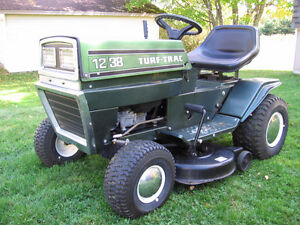 Lawn tractor - reduced price!