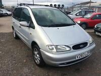 1999-V Ford Galaxy 1.9TD Zetec 7 SEATER FULL MOT EXCELLENT RUNNER