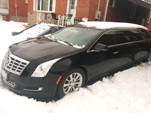 Brand new Cadillac XTS luxury stretched limo 0 kilometers