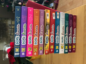 12 Dork Diaries Books