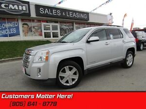 2011 GMC Terrain SLT-1   AWD, LEATHER, CAMERA, 8-WAY SEAT, BLUET