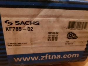 Clutch kit Sachs neuf