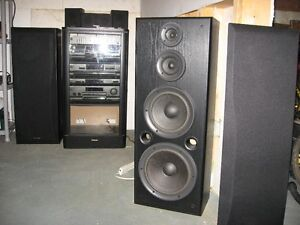 STEREO EQUIPMENT (wanted)