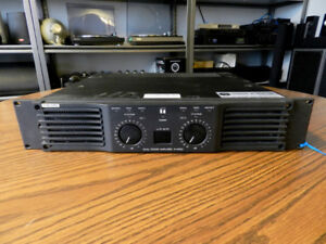 TOA IP-600D Dual Channel Power Amplifier