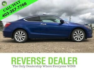 2010 Honda Accord Coupe Touring V6  Touring, Navigation, Leather