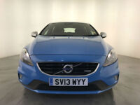 2013 VOLVO V40 R-DESIGN D2 DIESEL 5 DOOR HATCHBACK FREE ROAD TAX SERVICE HISTORY