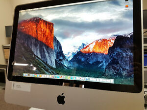 """Monthly SALE!!!Apple iMac 20"""" 4GB RAM 160GB HDD Uniway Computers"""