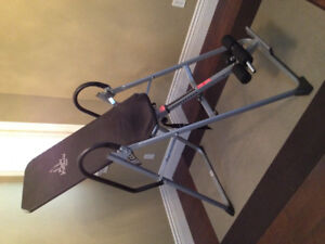 Inversion table for sale $95