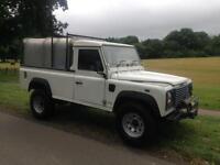 2002 Land Rover Defender 110 Pick Up TD5 **No vat**