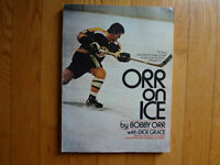 Orr on Ice Instructional Book