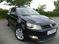 Volkswagen Polo 1.4 ( 85ps ) 2013 Match Alloys Aircon 1 Owner Full History