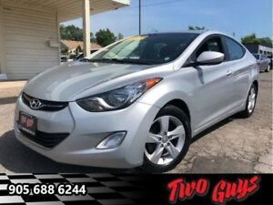 2013 Hyundai Elantra GLS  - Fog Lamps -  Power Windows