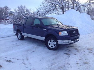 ** 2004 Ford F-150 SuperCrew Pickup Truck ** - UPDATED