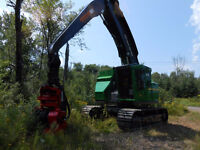 Harvesting Contractor (Forestry)