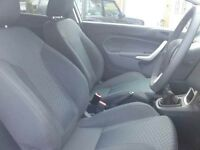 Ford Fiesta zetec s mk7 street pack full set of seats