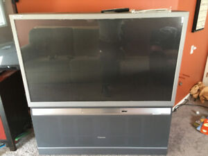 60 inch Projection TV for sale (or best offer)