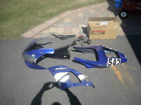 Yamaha R1 2000 - 2001 fairing signal light parts