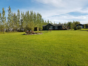 Lac Des Isles Lakefront House and Lots for Sale