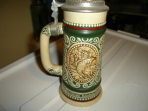 HUNTING & TROUT FISHING STEIN