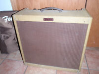 Fender Blues Deville Tube Amp, 4 x 10 in Excellent Condition