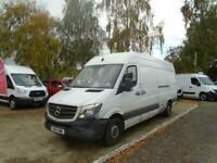 2011 Mercedes-Benz Sprinter 2.1 CDI 313 LWB HIGH ROOF VAN (NO VAT) PANEL VAN Die