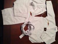 Habit enfant Taekwondo