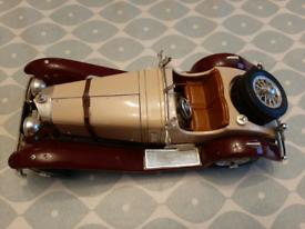 Burago Model Car
