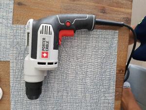 Porter Cable Cord Drill