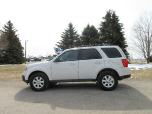 2010 Mazda Tribute Crossover- Just 160K & Just $59 per week!!