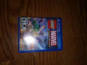 LEGO MARVEL SUPER HEROE PSVISTA