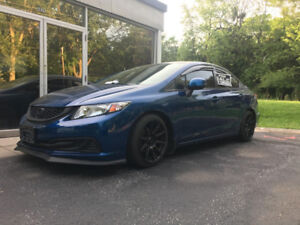 2013 CIVIC - ONLY 63,000KM