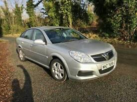 2007 Vauxhall Vectra CDTI. Full years MOT. PRICE REDUCED