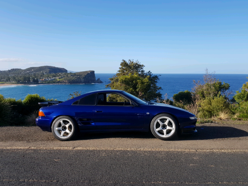 1990 TOYOTA MR2 SW20 GTS TURBO HARDTOP | Cars, Vans & Utes | Gumtree