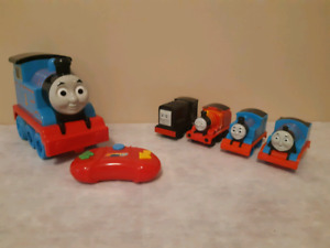 Thomas & Friends Remote Control Steam Train and Toys