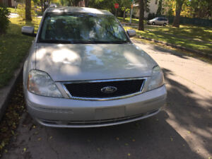 2006 Ford Five Hundred Sedan AUTOMATIC
