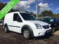 2013 13 FORD TRANSIT CONNECT 1.8 TDCI T200 LIMITED 109 BHP***NO VAT*** DIESEL