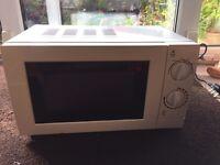Microwave white.